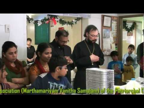 Christmas Cake-Bake , St Marys Jacobite Syriac Orthodox Womens Associations