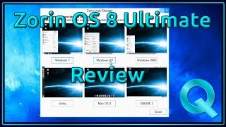 Zorin OS 8 Ultimate Linux Review - Still good for new users
