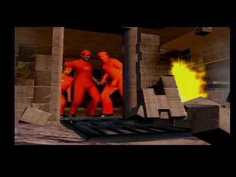 Big Mutha Truckers 2 Game play UK Blackwolf  