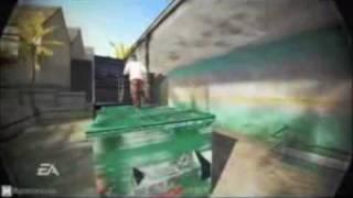 Skate 2 Trailer Promo Ludacris MVP