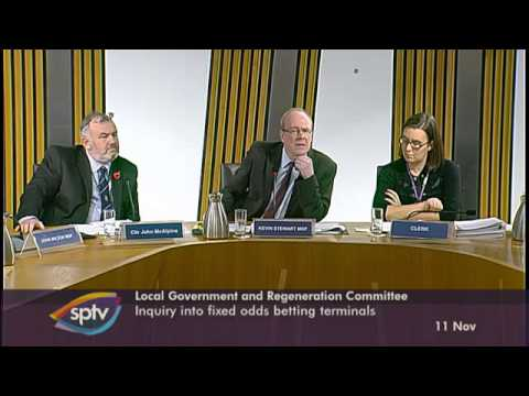 Senet Group accused of aggressive lobbying by chairman of Scottish Parliament inquiry