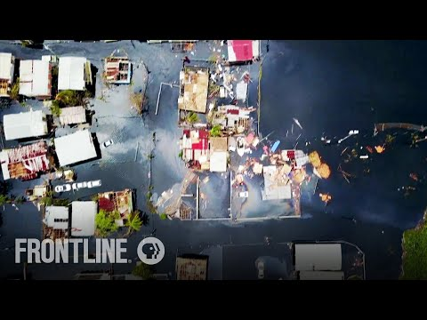 """Blackout in Puerto Rico"" 