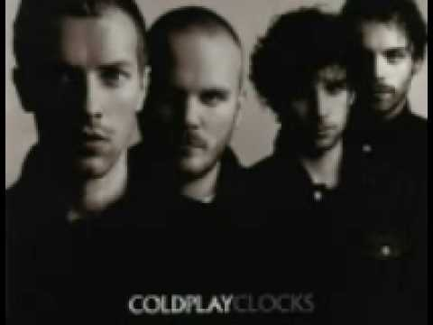 Coldplay-Clocks Lyrics