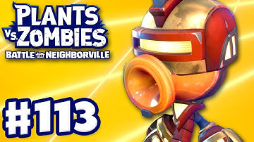 Highly Decorated Crop Legendary! - Plants vs. Zombies: Battle for Neighborville - Gameplay Part 113
