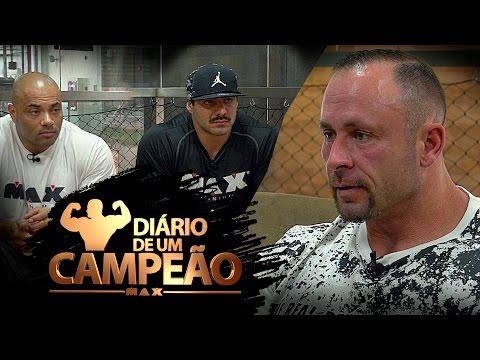 Diário de Um Campeão - Encontro do ano com Patrick Tuor, Julio Balestrin e Rafael Brandão