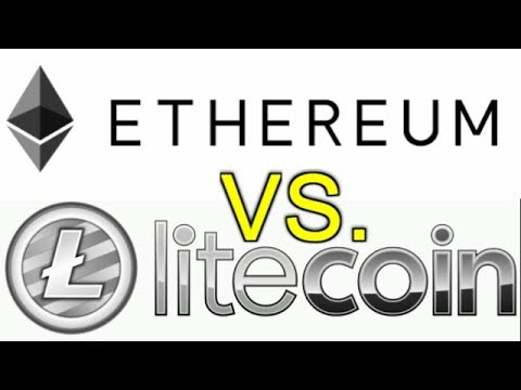 We Will See Litecoin $LTC Replace Ethereum $ETH For The #2 Position In Cryptocurrency