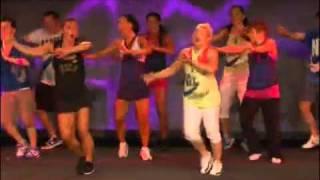 Les Mills SH'BAM™ 4 (footage from Ultimate Super Workshop Sydney, 2011)