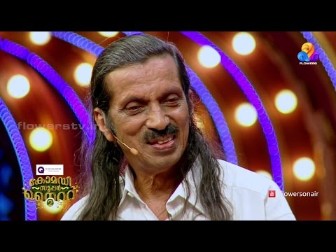Comedy Super Nite - 2 with Pannyan Ravindran | പന്ന്യൻ രവീന്ദ്രൻ │Flowers│CSN# 81