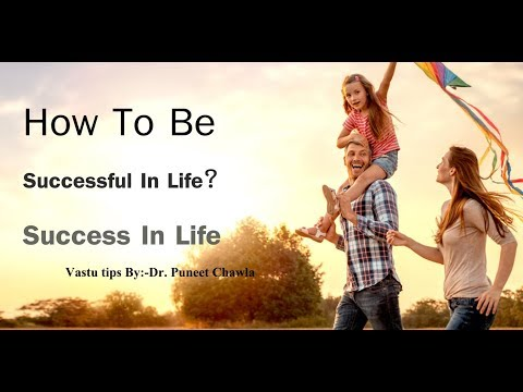 how to be success in a