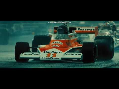RUSH 2013 FINAL RACE - James Hunt and Nikki LAUDA  (FULL HD) streaming vf