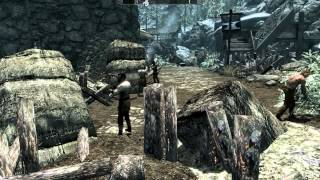 Helgen Reborn Preview Part 3 -  Reconstructing the Inn
