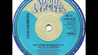 Love Unlimited Orchestra - High Steppin