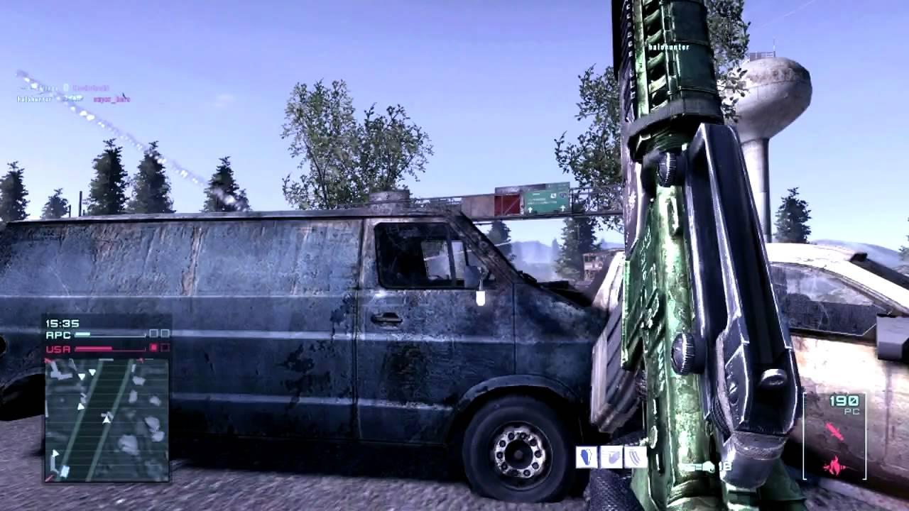"""[Vidéo test] Un commentary sur Homefront ! Un jeux """"Mixé"""" !"""