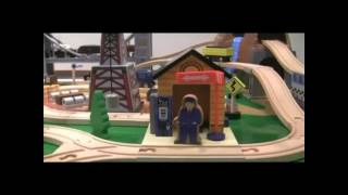 Imaginarium Train Table And Train Set - Parents Review