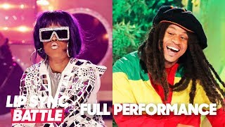 "Rotimi's ""Everything's Gonna Be Alright"" vs. Serayah's ""Work It"" 