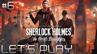 #6 Sherlock Holmes : The Devil
