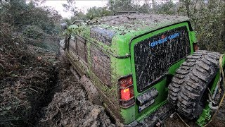 Land Rover Discovery TD5 - 37''  **EXTREME OFF ROAD / MUDDING**