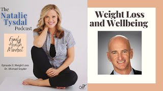 Weight Loss - Natalie Tysdal Podcast E2