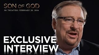 "Son of God | Rick Warren ""Peter Goes Fishing"" Exclusive Interview 