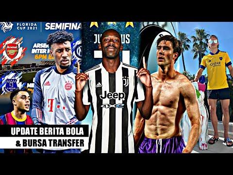 Berita Bola Terbaru Hari Ini \u0026 Bursa Transfer || Barcelona,Arsenal,Liverpool,Milan,MU,Chelsea