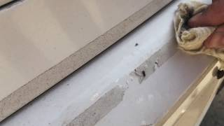 Как быстро удалить следы скотча и наклеек с АВТО