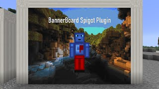 BannerBoard - Minecraft Spigot Server Plugin
