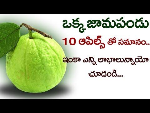 జామపండు ఆరోగ్య రహస్యాలు | Ultimate Health Benefits Of Guava | Health Benefits of Guava Fruit