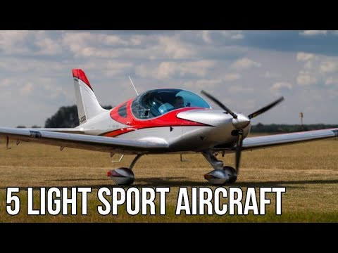 5 Sport Airplanes You Can Buy For Less Than $200,000