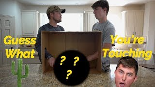 GUESS what you are TOUCHING?? (PAINFUL PUNISHMENT)