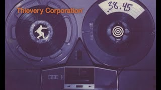 Watch Thievery Corporation 3845 a Thievery Number video