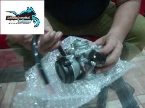 introduce to FZ carburetor !  The Best Solutions of Bikers.........