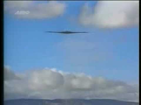 B2 - Bombardeiro Invisível