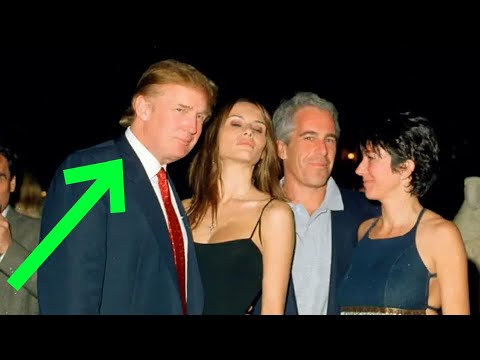 "Fox News ""Mistakenly"" Removes Trump from Epstein Picture"
