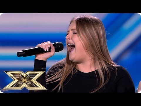 Georgia Burgess makes Simon Cowell Happy in Six Chair! | Preview | The X Factor UK 2018