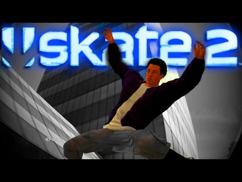 Skate 2 Old Bounce Glitch Tutorial 2016