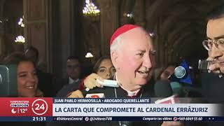 El contenido de la carta que compromete al cardenal Errázuriz en el caso Karadima