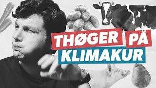 Farvel til burgere: DR-vært på benhård klimakur