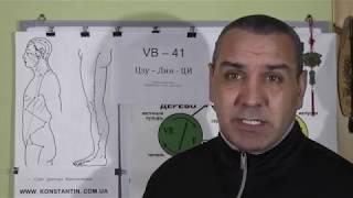 Активизируем Руки точками акупунктуры Меридиана VB.