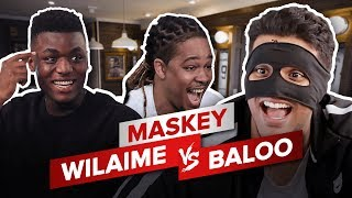 WIL AIME vs BALOO / MASKEY – Ptit Delire Show thumbnail