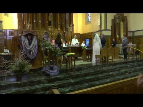 Char & Nick's Catholic Mass Wedding Ceremony