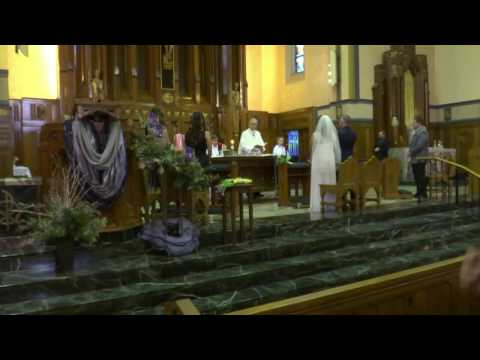 Char & Nick's Catholic Mass Wedding Ceremony