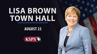 Lisa Brown TOWN HALL
