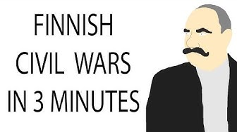 Finnish Civil War | 3 Minute History