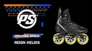 Reign Helios hockey skate 2019 - Powerslide Speaking Specs