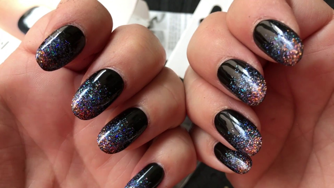 KISS GEL FANTASY NAILS How to apply - YouTube