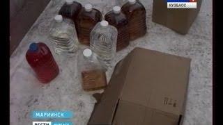 Алкоголь известных марок подделывали в мариинских банях и гаражах(А в Мариинске полицейские пресекли работу подпольного концерна по производству фальсифицированного алко..., 2014-12-16T04:39:41.000Z)