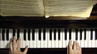 Игра на пианино по нотам П.Чайковский Детский альбом Вальс Es-dur Chaikovsky Ссылка на ноты в описан(Игра по нотам П.Чайковский Детский альбом Вальс Es-dur Ссылка на ноты: ..., 2016-04-21T04:57:37.000Z)