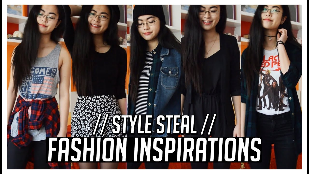 style steal fashion inspirations sugar spice halsey chrissy costanza geordie gray youtube