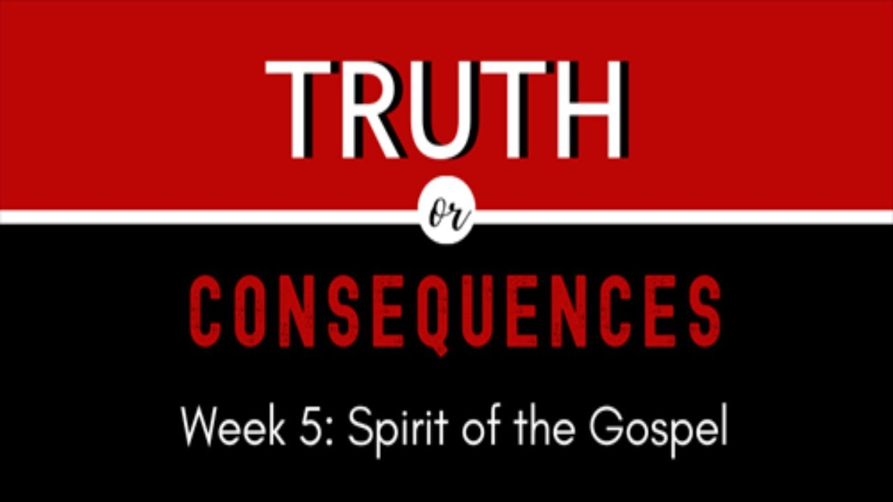 Truth or Consequences: