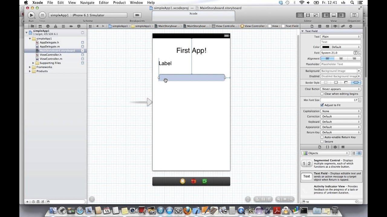 Beste Xcode App Vorlagen Galerie - Beispiel Wiederaufnahme Vorlagen ...